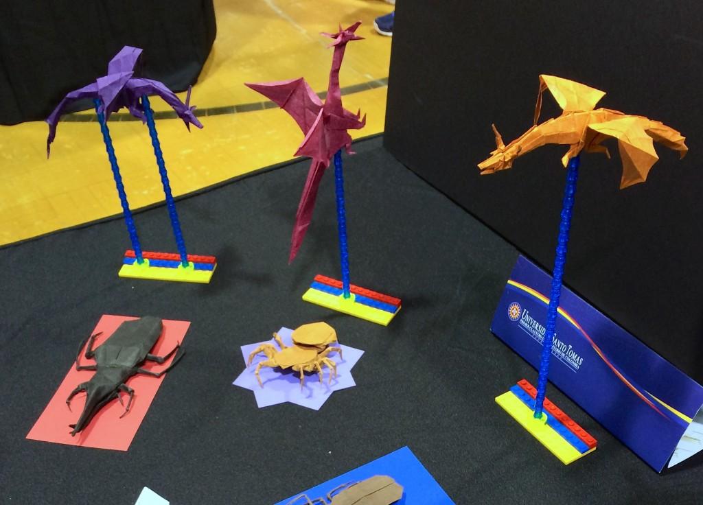 Origami de Diego Becerra
